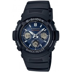 Buy Casio G-Shock Men's Watch AWG-M100SB-2AER Multifunction Ana-Digi