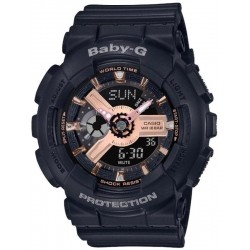 Buy Casio Baby-G Ladies Watch BA-110RG-1AER