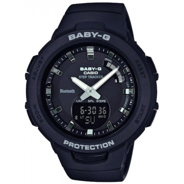 Buy Casio Baby-G Ladies Watch BSA-B100-1AER