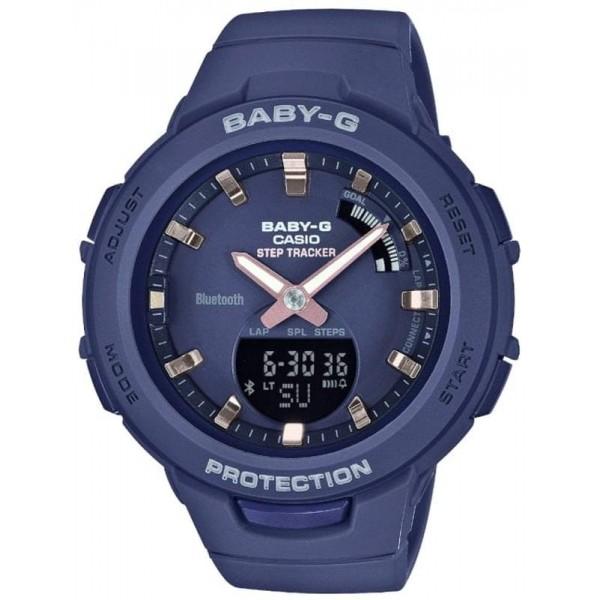 Buy Casio Baby-G Ladies Watch BSA-B100-2AER