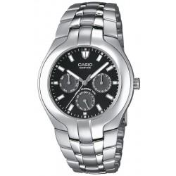 Buy Casio Edifice Men's Watch EF-304D-1AVEF Multifunction