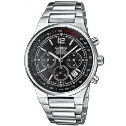 Buy Casio Edifice Men's Watch EF-500D-1AVEF Chronograph