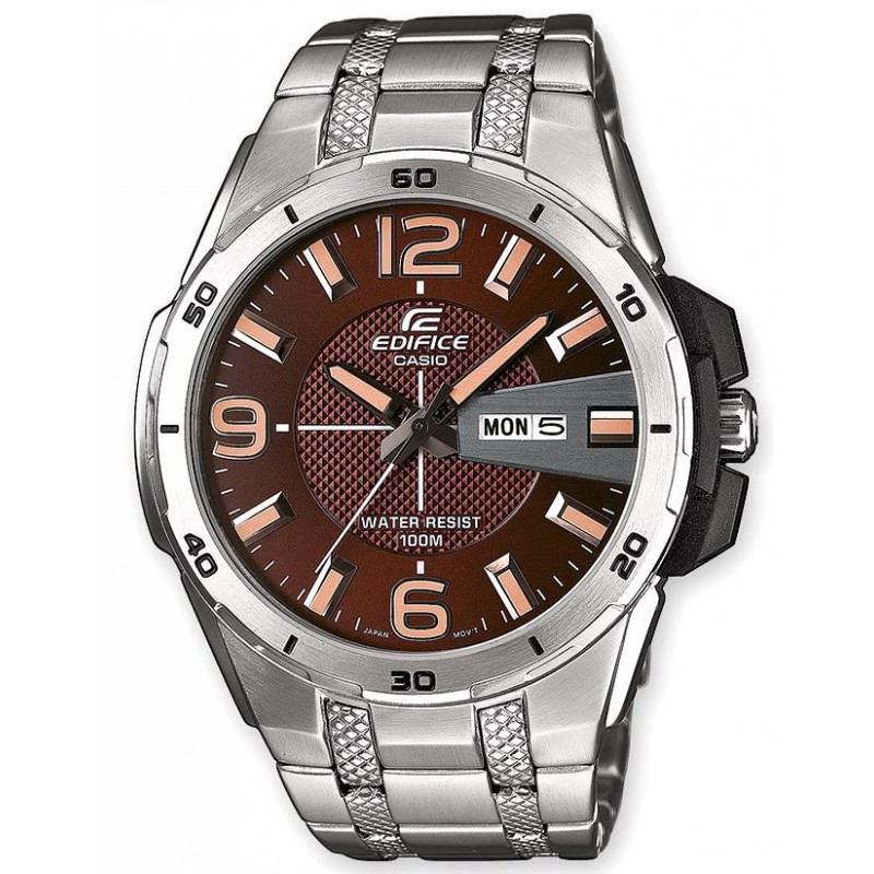 257483506a80 Casio Edifice Men s Watch EFR-104D-5AVUEF - Crivelli Shopping