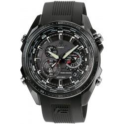 Casio Edifice Men's Watch EQS-500C-1A1ER Multifunction Solar