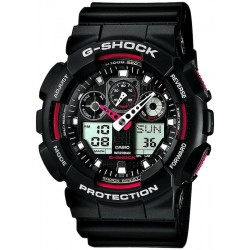 Buy Casio G-Shock Men's Watch GA-100-1A4ER Multifunction Ana-Digi