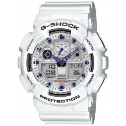 Buy Casio G-Shock Men's Watch GA-100A-7AER Multifunction Ana-Digi