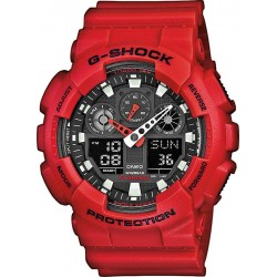 Buy Casio G-Shock Men's Watch GA-100B-4AER