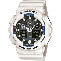 Buy Casio G-Shock Men's Watch GA-100B-7AER Multifunction Ana-Digi