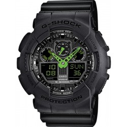 Buy Casio G-Shock Men's Watch GA-100C-1A3ER Multifunction Ana-Digi