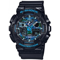 Buy Casio G-Shock Men's Watch GA-100CB-1AER