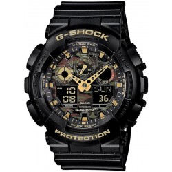 Buy Casio G-Shock Men's Watch GA-100CF-1A9ER Multifunction Ana-Digi