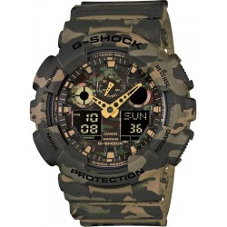 Buy Casio G-Shock Mens Watch GA-100CM-5AER