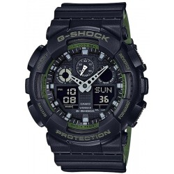 Buy Casio G-Shock Men's Watch GA-100L-1AER Multifunction Ana-Digi