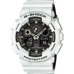 Buy Casio G-Shock Men's Watch GA-100L-7AER Ana-Digi Multifunction