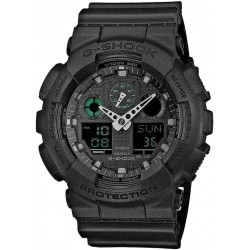 Buy Casio G-Shock Men's Watch GA-100MB-1AER Multifunction Ana-Digi