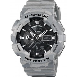 Buy Casio G-Shock Men's Watch GA-110CM-8AER Camouflage Multifunction Ana-Digi