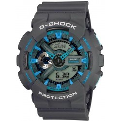 Buy Casio G-Shock Men's Watch GA-110TS-8A2ER Multifunction Ana-Digi