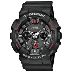 Buy Casio G-Shock Men's Watch GA-120-1AER Multifunction Ana-Digi