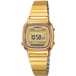 Buy Casio Collection Ladies Watch LA670WEGA-9EF Multifunction Digital
