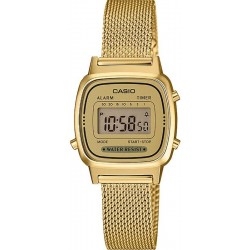Casio Vintage Ladies Watch LA670WEMY-9EF