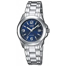Buy Casio Collection Ladies Watch LTP-1259PD-2AEF