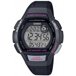 Casio Collection Ladies Watch LWS-2000H-1AVEF