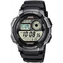 Casio Collection Men's Watch AE-1000W-1BVEF Multifunction Digital