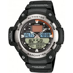 Buy Casio Collection Men's Watch SGW-400H-1BVER Multifunction Ana-Digi