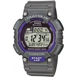 Buy Casio Sports Unisex Watch STL-S100H-8AVEF Multifunction Digital Solar