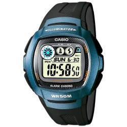 Buy Casio Collection Men's Watch W-210-1BVES Multifunction Digital