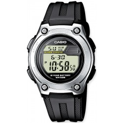 Casio Collection Men's Watch W-211-1AVES Multifunction Digital