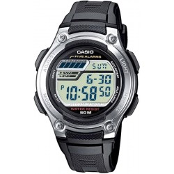 Casio Collection Men's Watch W-212H-1AVES Multifunction Digital
