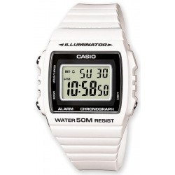 Buy Casio Collection Unisex Watch W-215H-7AVEF Multifunction Digital