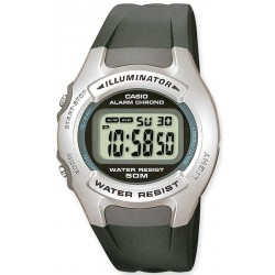 Casio Collection Men's Watch W-42H-1AVES Multifunction Digital