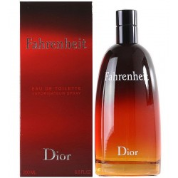 Christian Dior Fahrenheit Perfume for Men Eau de Toilette EDT Vapo 200 ml