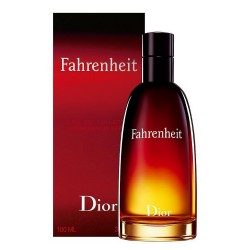 Christian Dior Fahrenheit Perfume for Men Eau de Toilette EDT Vapo 100 ml