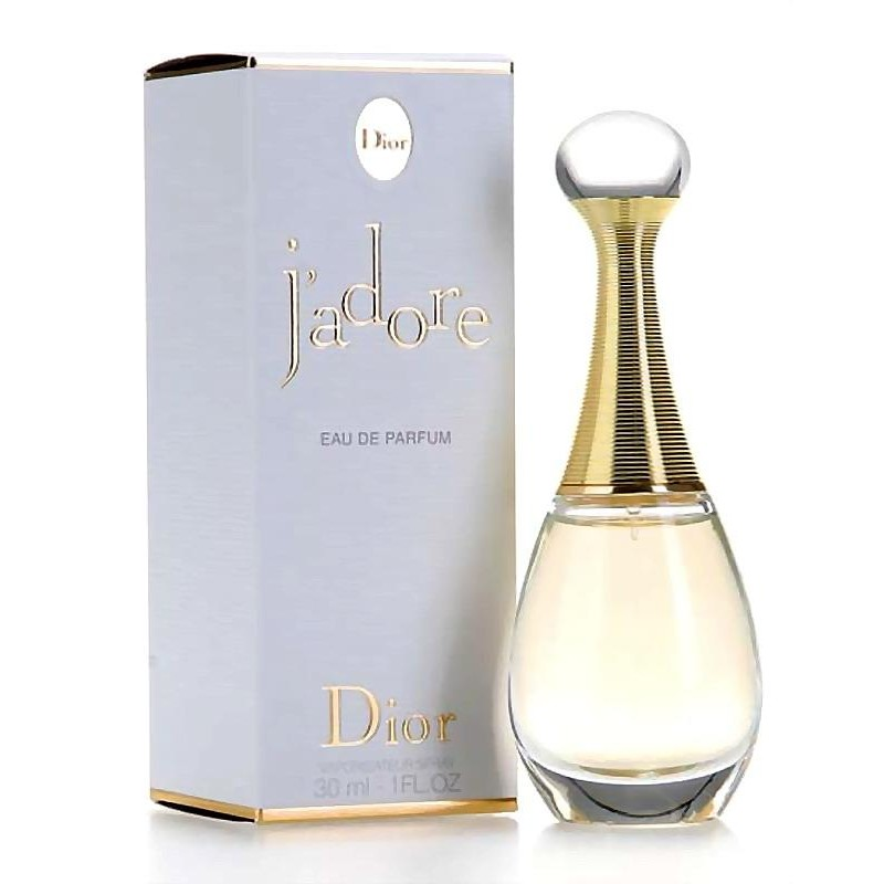 Christian Dior J Adore Perfume For Women Eau De Parfum Edp 30 Ml