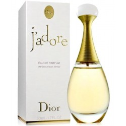 Christian Dior J'Adore Perfume for Women Eau de Parfum EDP Vapo 50 ml