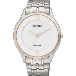 Citizen Men's Watch Elegance Stiletto Eco-Drive AR0075-58A