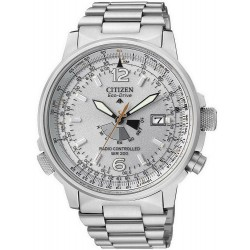 Citizen Men's Watch Promaster Nighthawk Radio Controlled AS2020-53H