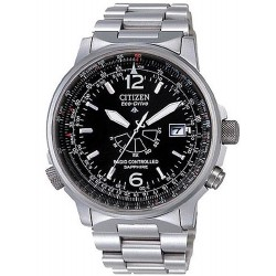 Citizen Men's Watch Promaster Radio Controlled Titanium AS2031-57E