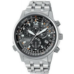 Buy Citizen Men's Watch Chrono Eco-Drive Radio Controlled Titanium AS4050-51E