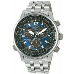 Buy Citizen Men's Watch Promaster Chrono Radio Controlled Titanium AS4050-51L