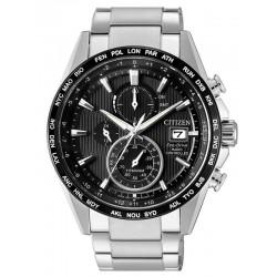 Citizen Men's Watch Radio Controlled H800 Titanium Eco-Drive AT8154-82E
