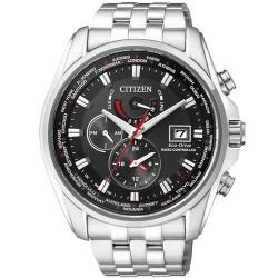 Citizen Men's Watch Radio Controlled Chrono Eco-Drive AT9030-55E