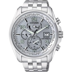 Buy Citizen Men's Watch Radio Controlled Chrono Eco-Drive AT9030-55H