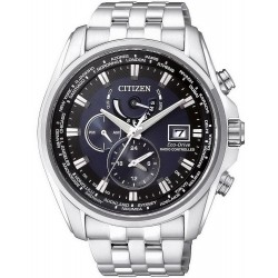 Buy Citizen Men's Watch Radio Controlled Chrono Eco-Drive AT9030-55L