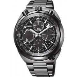 Buy Citizen Men's Watch Bullhead Chrono Eco-Drive AV0075-70E