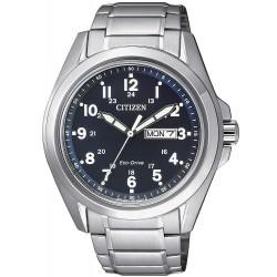 Citizen Men's Watch Eco-Drive AW0050-58L