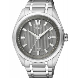 Citizen Men's Watch Super Titanium Eco-Drive AW1240-57H